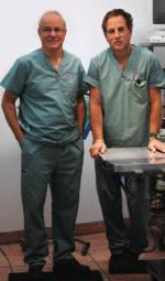 Dr. Don Rushton & Dr. Ernie Prowse